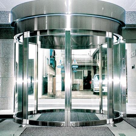 Circular Pintu Otomatis EU Circular Door Operator