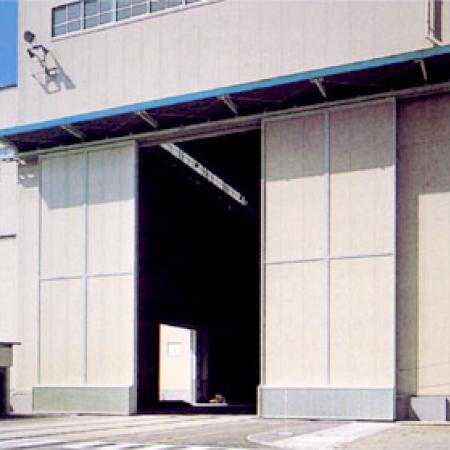 Heavy Pintu Otomatis DSN-500
