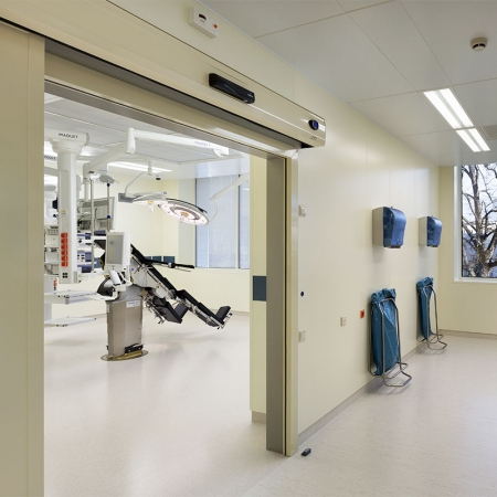 Hospital Doors - Pintu Rumah Sakit