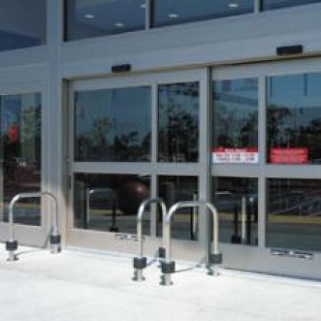 Pintu Otomatis Cart Door