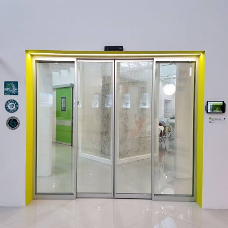 Pintu Otomatis Eterna Rumah Sakit