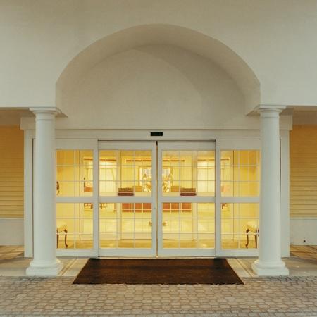 Pintu Otomatis Gerbang Hotel