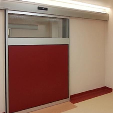 Pintu Otomatis Hermetic Rumah Sakit