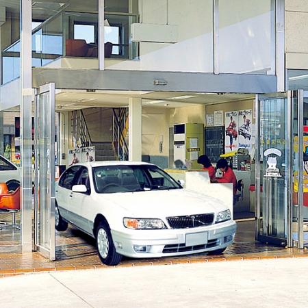 Wide-open Pintu Otomatis BO-11/BOG-11 Wide-open Door Operator