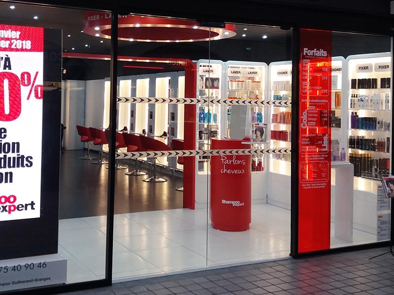 Full-glass Pintu Otomatis Lumina