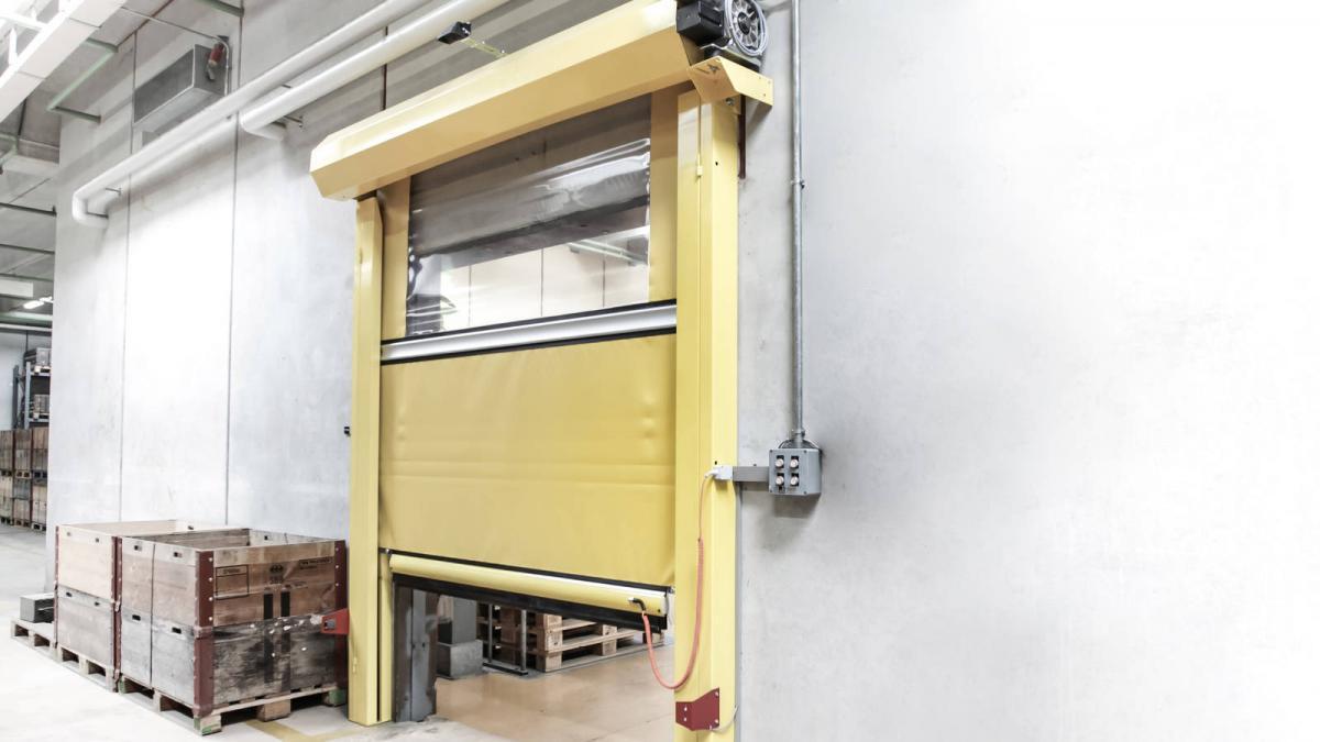 Pintu Otomatis High Speed Door