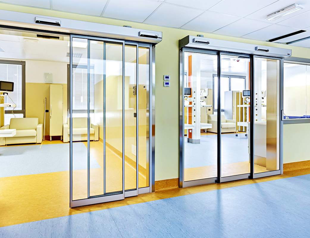 Pintu Otomatis EVHB & ETHB Complete Hospital Room