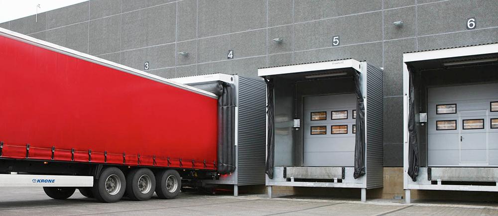 Pintu Otomatis Loading Dock